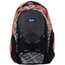 Quilo Orange Backpack