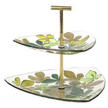 شيريني خوري دو طبقه گالري انار مدل گل ريز