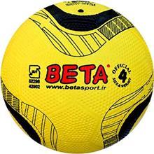 توپ فوتبال لاستيکي بتا مدل PSRG4