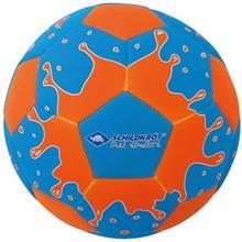 توپ ساحلي شيلدکروت مدل Fun Sport سايز 5 طرح فوتبال ساحلي