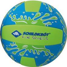 توپ ساحلي شيلدکروت مدل Fun Sport سايز 5 طرح واليبال ساحلي