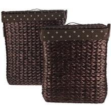 IeverLast Rectangular 2 Pieces Basket