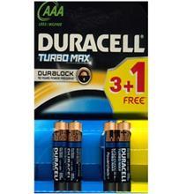 Duracell AlkalineTurbo Max AAA 1.5V Battery