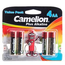 Camelion Plus Alkaline 4AA Battery Value Pack