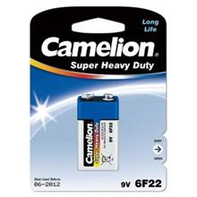 Camelion Super Heavy Duty 6F22 9V Battery