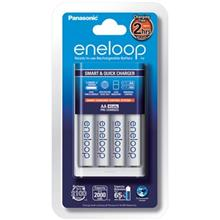 Panasonic Eneloop K-KJ16MCC40T Quick Charger Kit