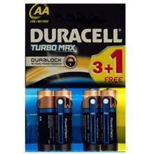 Duracell AlkalineTurbo Max AA 1.5V Battery