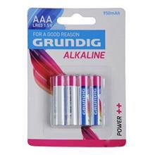 Grundig Alkaline AAA 950mAh