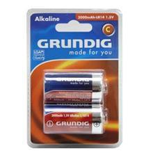 Grundig Alkaline C 3000mAh Battery