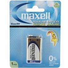 Maxell Super Power Ace 9V Battery