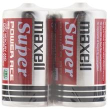 Maxell Super Power Ace C Battery Pack Of 2