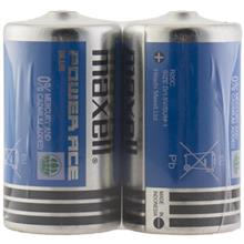 Maxell Super Power Ace D Battery Pack Of 2