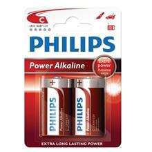 Philips Power Alkaline C