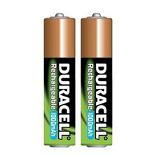 Duracell Rechargeable Supreme AAA 1000mAh Battery