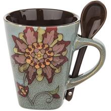 Best Gift Flower Cup And Mug