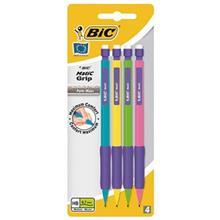 مداد نوکی بیک مدل ماتیک گریپ با قطر نوشتاری 0.7 میلی متر - بسته 4 تایی