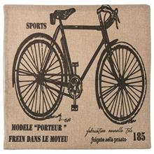 Yenilux Bicycle Type Cushion Cover