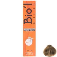 رنگ موي بيول سري Chestnut مدل بلوند بلوطي روشن شماره 8.81