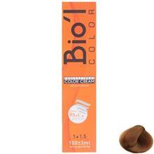 رنگ موي بيول سري Choclate مدل بلوند شکلاتي روشن شماره 8.8
