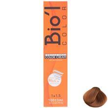 رنگ موي بيول سري Honey مدل بلوند عسلي متوسط شماره 7.34