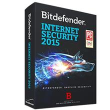 Bitdefender Internet Security 2015 - 1 PC - 1 Year
