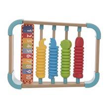 بازي آموزشي بلو باکس مدل Soft N Safe Animal Pal Abacus