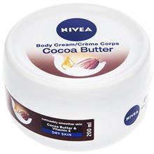 کرم بدن نیوآ مدل Cocoa Butter حجم 200 میلیلیتر