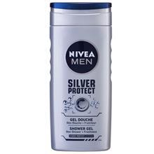 شامپو سر و بدن نيوآ مدل Silver Protect حجم 250 ميلي ليتر
