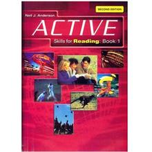 کتاب زبان Active Skills For Reading 1 Second Edition