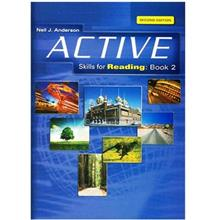 کتاب زبان Active Skills For Reading 2 Second Edition