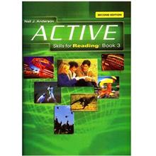کتاب زبان Active Skills For Reading 3 Second Edition
