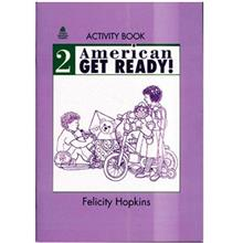 کتاب زبان American Get Ready 2 - Activity Book