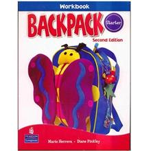 کتاب زبان Backpack Starter Workbook