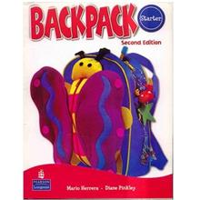 کتاب زبان Backpack Starter