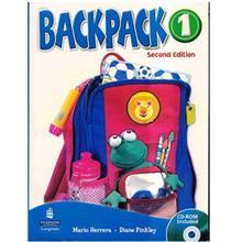 کتاب زبان BackPack 1 - Student Book + Work Book