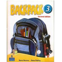 کتاب زبان Backpack3 - Student Book+ Work Book