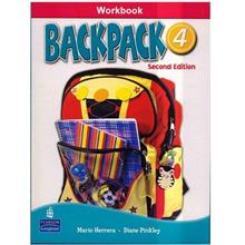 کتاب زبان BackPack 4 - Student Book + Work Book