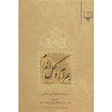کتاب بهرام و گل اندام اثر امين الدين صافي