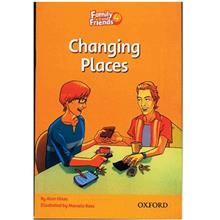 کتاب زبان Changing Places - Family And Friends 4
