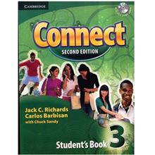 کتاب زبان Connect 3 Students Book Second Edition