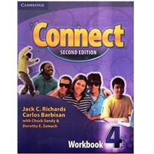 کتاب زبان Connect 4 Workbook Second Edition
