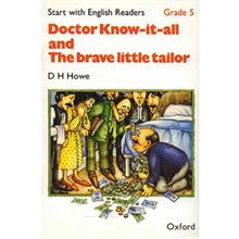 کتاب زبان  Doctor Know-It-All And The Brave little Tailor