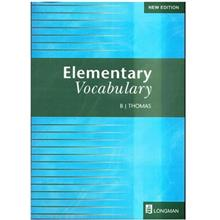کتاب زبان Elementary Vocabulary New Edition
