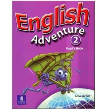 کتاب زبان English Adventure 2 - Pupils Book