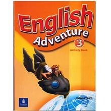 کتاب زبان English Adventure 3 - Activity Book