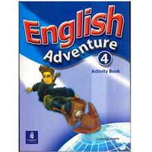 کتاب زبان English Adventure 4 - Activity Book