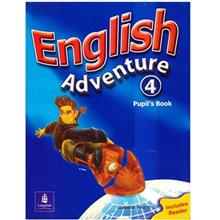 کتاب زبان English Adventure 4 - Pupils Book