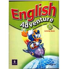 کتاب زبان English Adventure Starter A - Activity Book