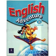 کتاب زبان English Adventure Starter B - Activity Book