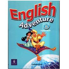 کتاب زبان English Adventure Starter B - Pupils Book